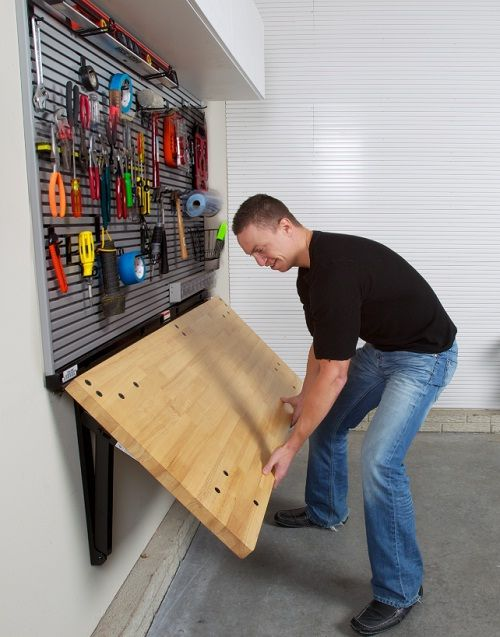 Garage Makeover Projects 22 - Amazing Garage Makeover Projects Ideas