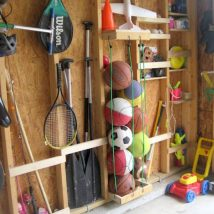 Garage Makeover Projects 24 214x214 - Amazing Garage Makeover Projects Ideas