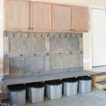 Garage Makeover Projects 25 214x214 - Amazing Garage Makeover Projects Ideas