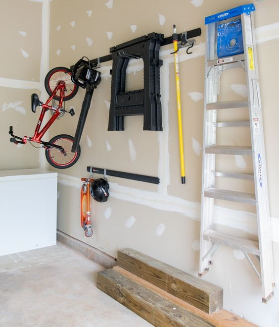 Garage Makeover Projects 29 - Amazing Garage Makeover Projects Ideas