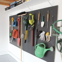 Garage Makeover Projects 3 214x214 - Amazing Garage Makeover Projects Ideas
