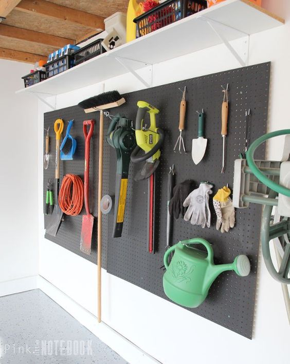 Garage Makeover Projects 3 - Amazing Garage Makeover Projects Ideas