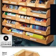 Garage Makeover Projects 30 214x214 - Amazing Garage Makeover Projects Ideas