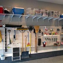 Garage Makeover Projects 31 214x214 - Amazing Garage Makeover Projects Ideas