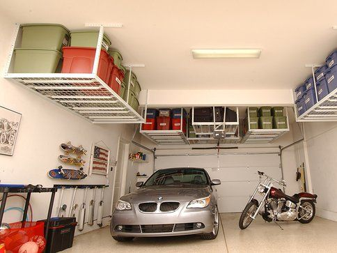 Garage Makeover Projects 32 - Amazing Garage Makeover Projects Ideas