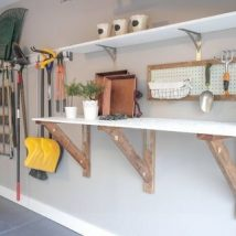 Garage Makeover Projects 34 214x214 - Amazing Garage Makeover Projects Ideas