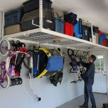 Garage Makeover Projects 35 214x214 - Amazing Garage Makeover Projects Ideas