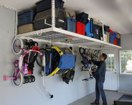 Garage Makeover Projects 35 - Amazing Garage Makeover Projects Ideas