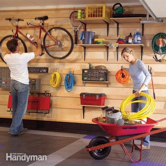 Garage Makeover Projects 36 - Amazing Garage Makeover Projects Ideas