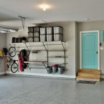 Garage Makeover Projects 37 214x214 - Amazing Garage Makeover Projects Ideas