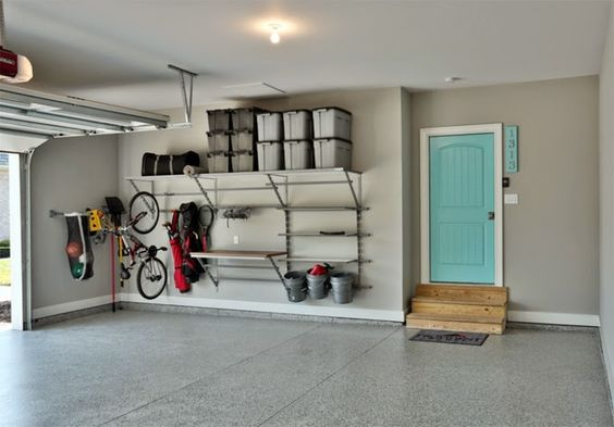 Garage Makeover Projects 37 - Amazing Garage Makeover Projects Ideas