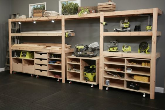 Garage Makeover Projects 39 - Amazing Garage Makeover Projects Ideas
