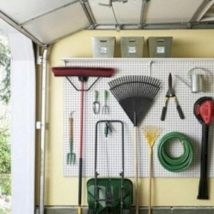 Garage Makeover Projects 4 214x214 - Amazing Garage Makeover Projects Ideas
