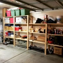 Garage Makeover Projects 43 214x214 - Amazing Garage Makeover Projects Ideas