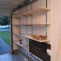 Garage Makeover Projects 5 214x214 - Amazing Garage Makeover Projects Ideas
