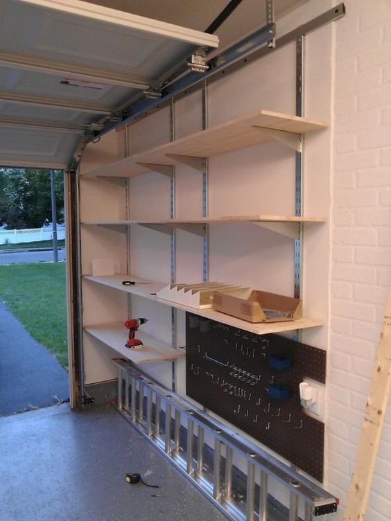 Garage Makeover Projects 5 - Amazing Garage Makeover Projects Ideas