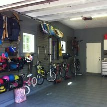 Garage Makeover Projects 6 214x214 - Amazing Garage Makeover Projects Ideas