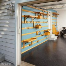 Garage Makeover Projects 7 214x214 - Amazing Garage Makeover Projects Ideas