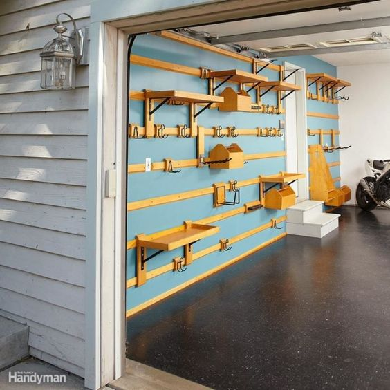 Garage Makeover Projects 7 - Amazing Garage Makeover Projects Ideas