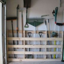 Garage Makeover Projects 8 214x214 - Amazing Garage Makeover Projects Ideas