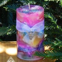 Homemade Candles 1 214x214 - Stunning Homemade Candles Ideas