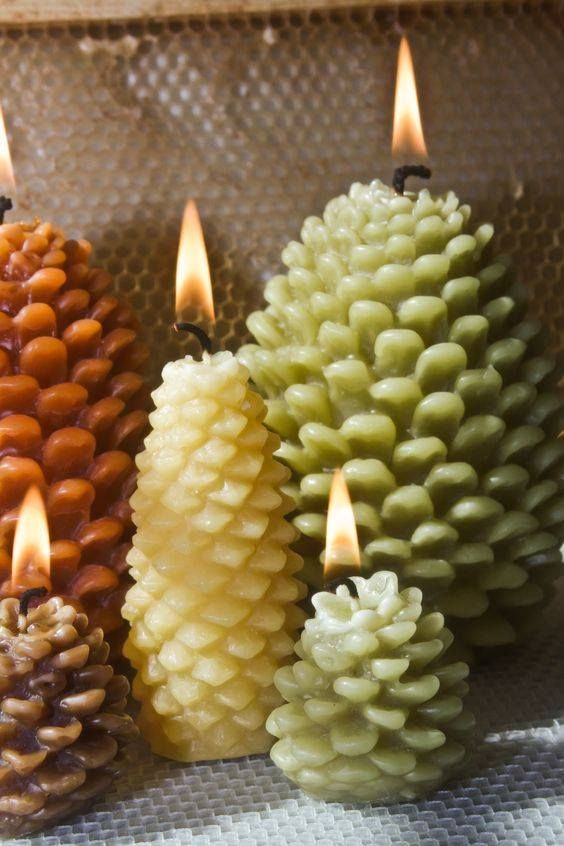 Homemade Candles 10 - Stunning Homemade Candles Ideas