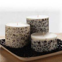 Homemade Candles 13 214x214 - Stunning Homemade Candles Ideas