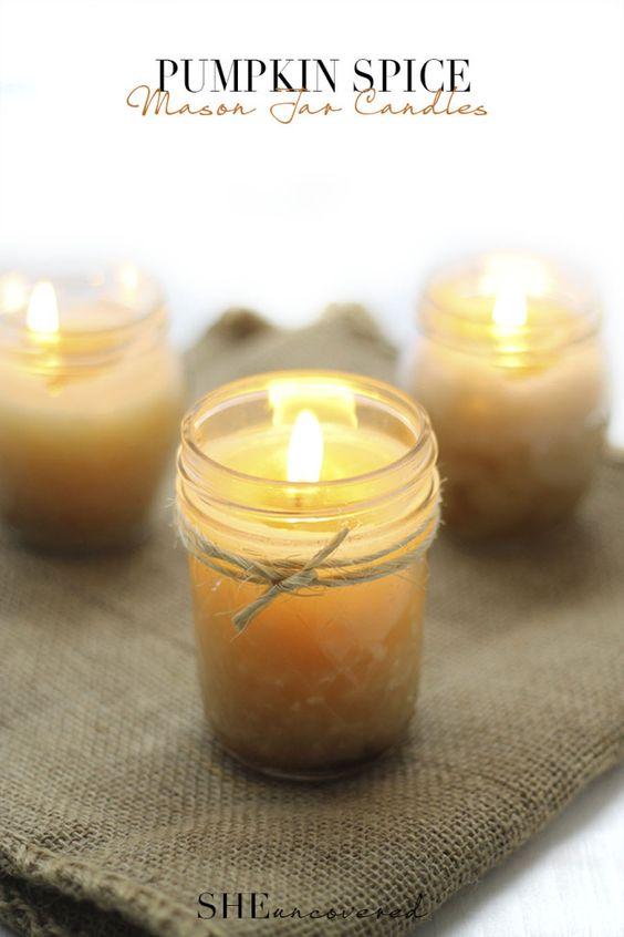 Homemade Candles 16 - Stunning Homemade Candles Ideas