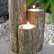 Homemade Candles 17 214x214 - Stunning Homemade Candles Ideas
