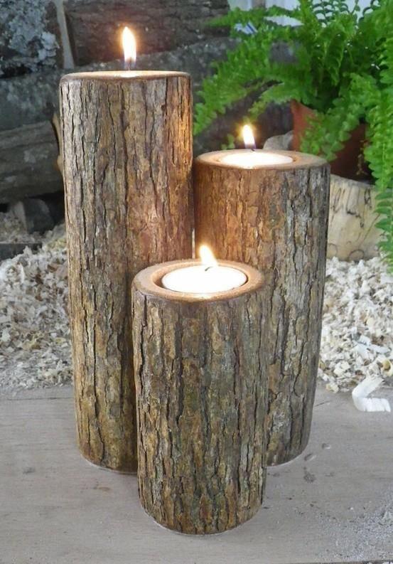 Homemade Candles 17 - Stunning Homemade Candles Ideas