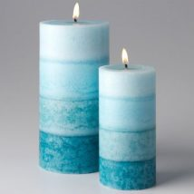 Homemade Candles 18 214x214 - Stunning Homemade Candles Ideas