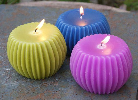 Homemade Candles 20 - Stunning Homemade Candles Ideas