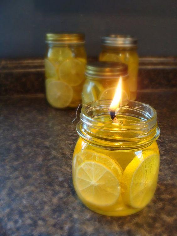 Homemade Candles 22 - Stunning Homemade Candles Ideas