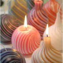 Homemade Candles 23 214x214 - Stunning Homemade Candles Ideas