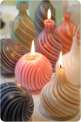 Homemade Candles 23 - Stunning Homemade Candles Ideas