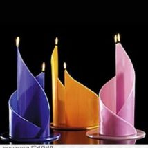 Homemade Candles 25 214x214 - Stunning Homemade Candles Ideas