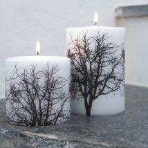 Homemade Candles 26 214x214 - Stunning Homemade Candles Ideas