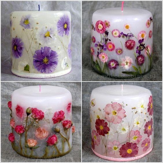 Homemade Candles 27 - Stunning Homemade Candles Ideas
