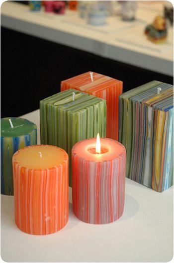 Homemade Candles 29 - Stunning Homemade Candles Ideas