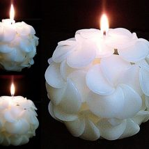 Homemade Candles 30 214x214 - Stunning Homemade Candles Ideas