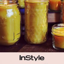 Homemade Candles 31 214x214 - Stunning Homemade Candles Ideas