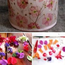 Homemade Candles 33 214x214 - Stunning Homemade Candles Ideas