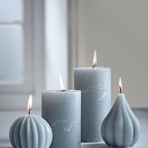 Homemade Candles 35 214x214 - Stunning Homemade Candles Ideas