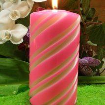 Homemade Candles 42 214x214 - Stunning Homemade Candles Ideas