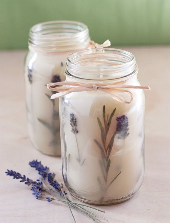 Homemade Candles 44 - Stunning Homemade Candles Ideas
