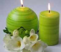Homemade Candles 8 - Stunning Homemade Candles Ideas