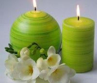 Homemade Candles 8 - Stunning Homemade Candles Ideas