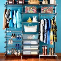 Kids Clothes Storage 11 214x214 - Wonderful Kids Clothes Storage Ideas