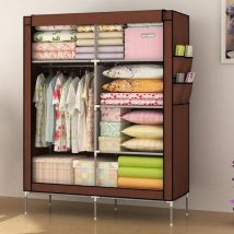Kids Clothes Storage 26 214x214 - Wonderful Kids Clothes Storage Ideas