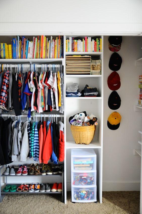 Kids Clothes Storage 28 - Wonderful Kids Clothes Storage Ideas